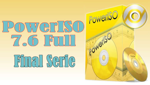 PowerISO  es una aplicación informática usada para crear, montar y emular, comprimir o cifrar imágenes virtuales de CD y DVD, producida por la empresa china PowerISO Computing Inc. Los formatos que soporta son ISO, BIN, DAA, NRG y CDI.M