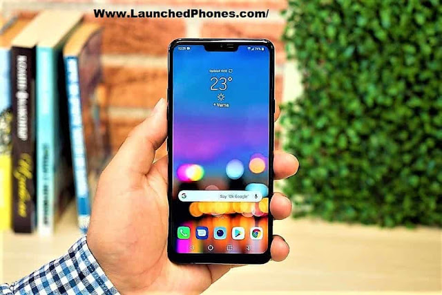 This is the upcoming flagship mobile telephone of the companionship LG G8 Thinq Launch appointment is straightaway confirmed