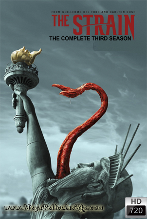 The Strain Temporada 3 [720p] [Latino-Ingles] [MEGA]