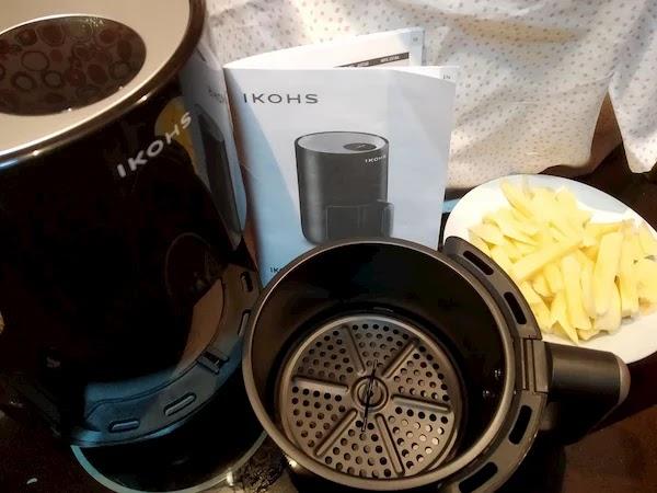 [Review] Ikofry:¿Fritos sin aceite que saben a gloria? ¡Sí!
