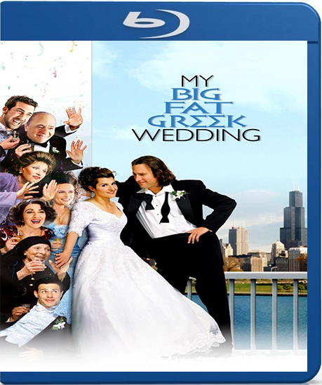 My Big Fat Greek Wedding [2002] [BD25] [Latino]