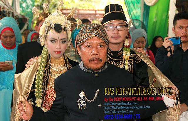 Rias Pengantin Jogja Paes Ageng MUSLIM - Sanggar Make Up Rias Pengantin Bekasi dNova Bekasi Utara (3)