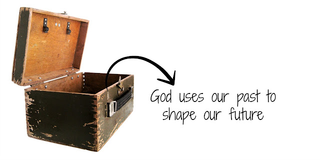 Hind Sight - God uses our past to shape our future - Eph. 2:!0