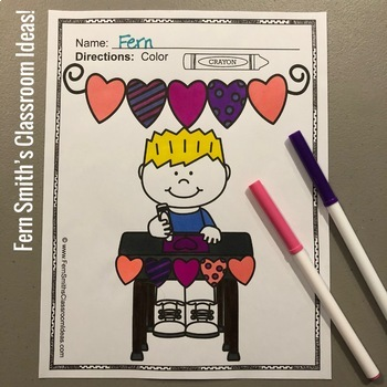 You will love how easy it is to print and pass out these wonderful St. Valentine's Day Coloring Pages! Your Students will ADORE these Coloring Book Pages for St. Valentine's Day, add it to your plans to compliment any St. Valentine's Day activity! Thirty-Seven {37} Coloring Pages For Some St. Valentine's Day Fun! Wonderful for Your St. Valentine's Day party rewards, Birthday Gifts, indoor recess, morning work, emergency sub tubs, fine motor skills, fast finishers, creative writing centers, story starters, art centers and much, much, more! Thirty-Seven Coloring Pages for St. Valentine's Day for some coloring fun in your classroom!!