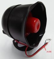 Horn Alarm LP-GO 1.0