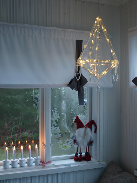 jouluvalot, himmeli, valohimmeli