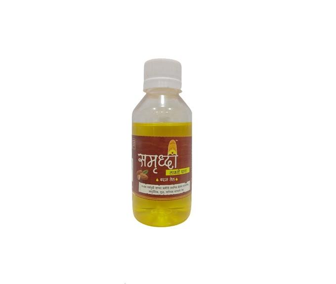 Almond Oil बदाम तेल ( 200 ml)