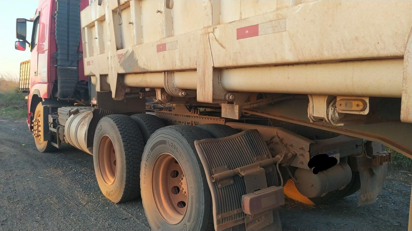 Marabá: Polícia Federal realiza flagrante de transporte de minério ilegal apreendido pela PRF