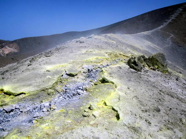 aktywność wulkaniczna