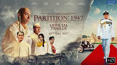 Partition 1947 300MB Movie Download HDRip