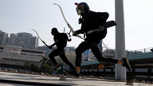 "Hong Kong: ""It's a kind of end game for the demonstrators"""