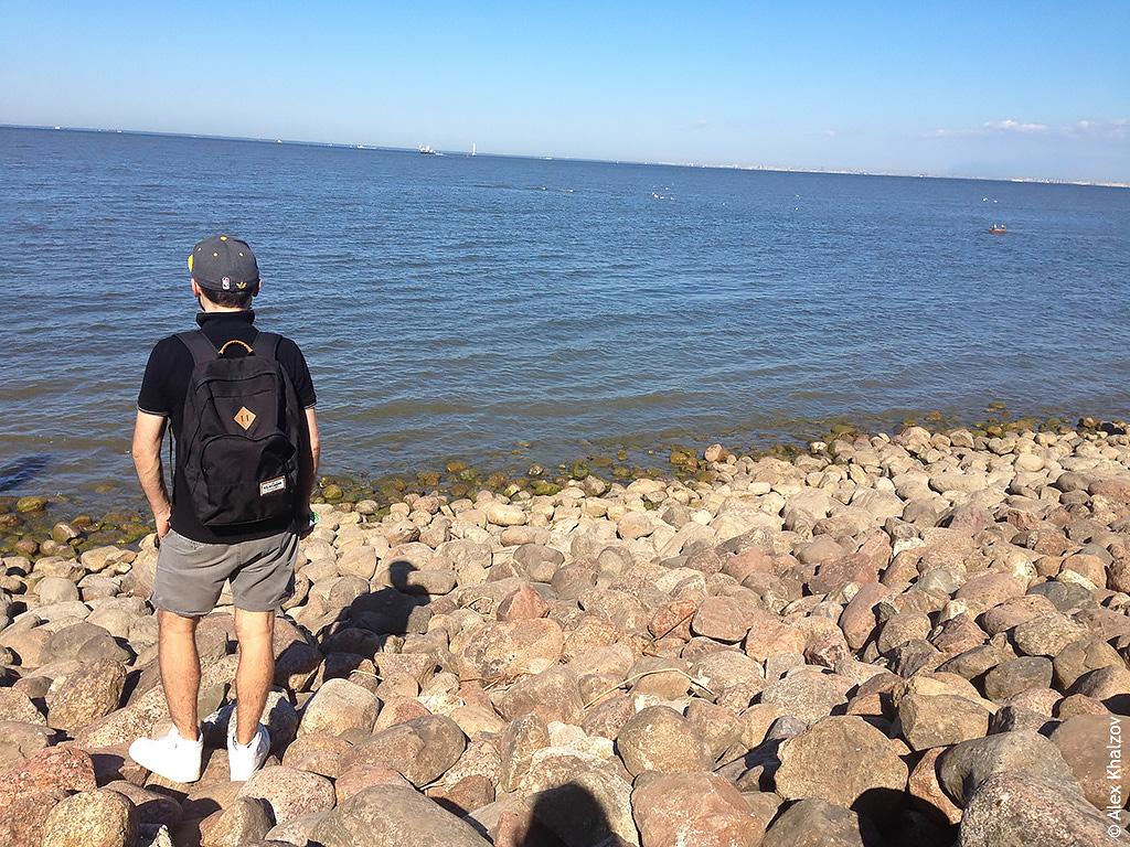 Я у Финского залива