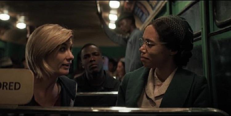 Doctor Who España | Noticias: Operación Rosa Parks