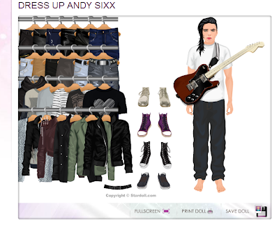 """""""Grammys with Andy sixx"""" by shadowwalkergirl liked on ...  