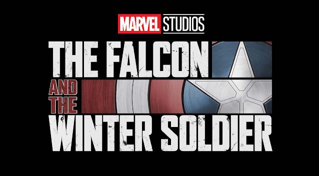 Logo Falcon y el Soldado del Invierno