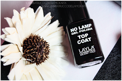 top coat LAYLA - No Lamp Gel Polish