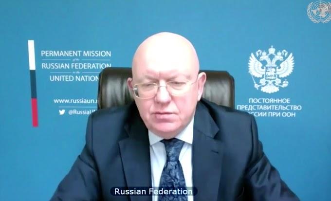 مندوب روسيا لدى الأمم المتحدة : نشهد تصعيداً في الصحراء الغربية.