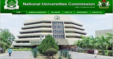 BREAKING!!! NUC DROPS WARNING – If You Are Studying Any Of These Courses In Nigerian Universities, You Are Not in School