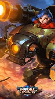 Jawhead Steel Sweetheart Heroes Fighter of Skins V5