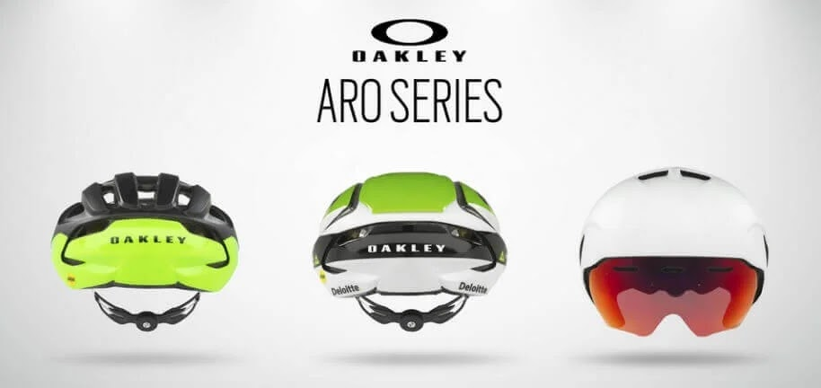 Oakley Launches ARO Series for Cycling in PH