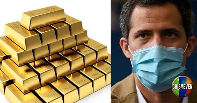 Reino Unido reconoce a Guaidó como el único que puede mover el oro venezolano depositado en ese país