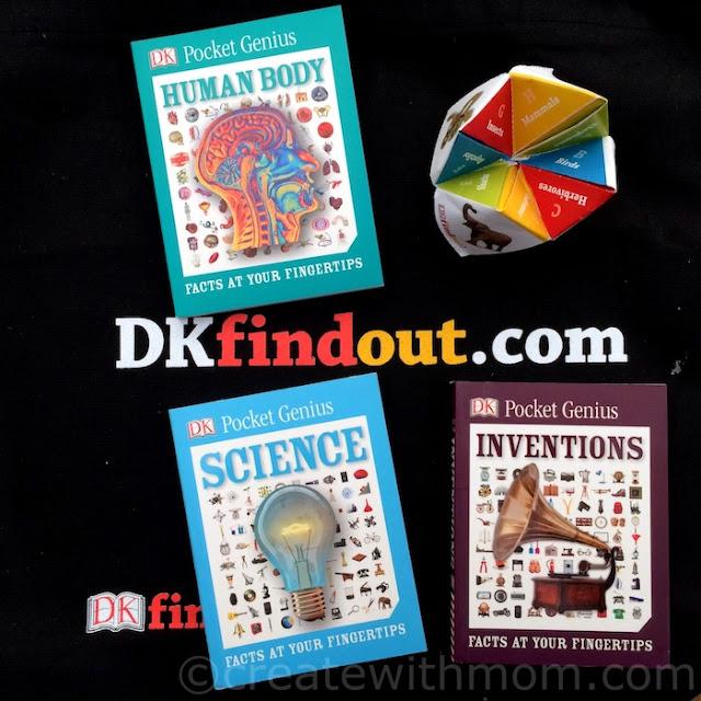 dk pocket genius books