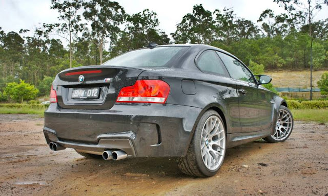 BMW 1M Sedan Review
