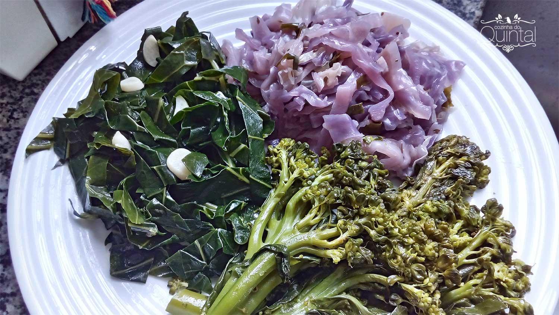 Sugestões de Acompanhamentos para Dietas de Restrição Alimentar - Cozinha do Quintal