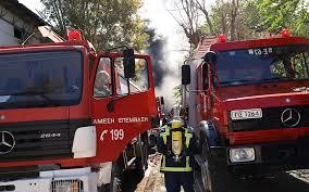 Πρέβεζα: Σε Μερικό Έλεγχο Η Μεγάλη Φωτιά Στο Γοργόμυλο