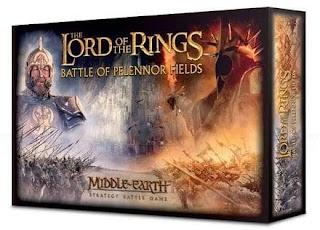 Middle Earth SBG Battle of Pelennor Fields