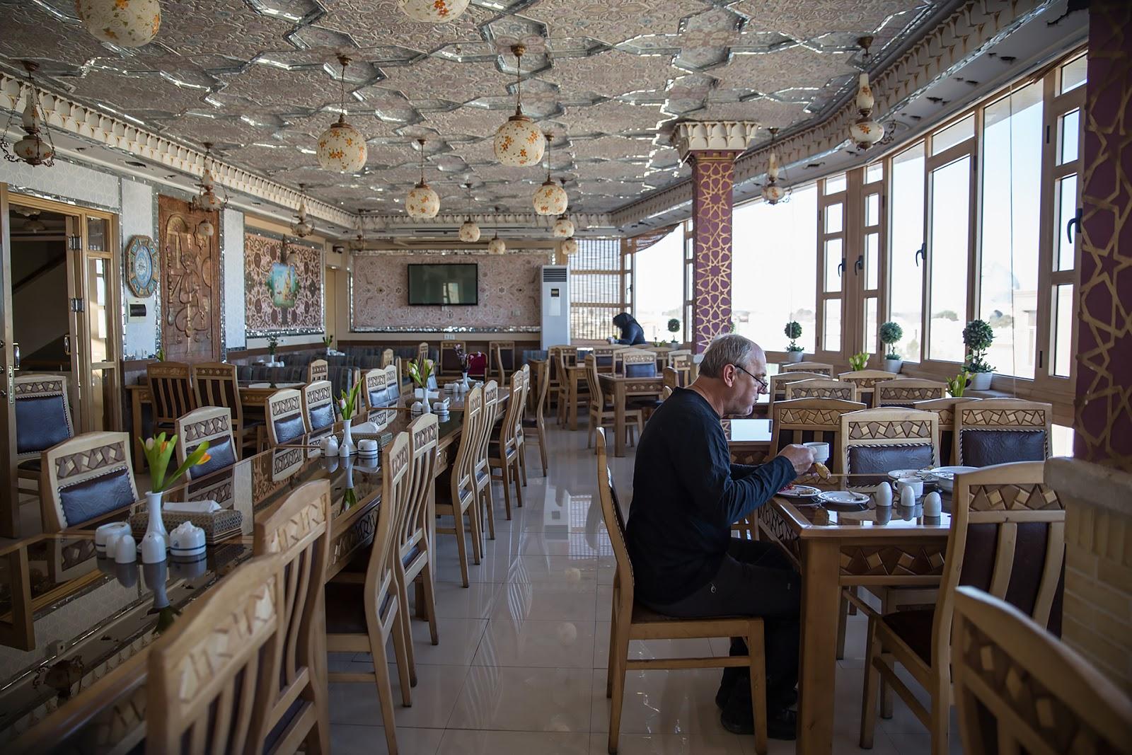 stołówka,hotel,Isfahan