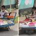 Grade 9 Student na Nag-Aaral habang Nagtitinda ng Prutas, Hinangaan ng mga Netizen