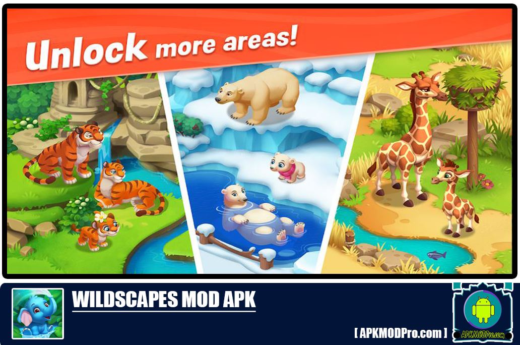 Download Wildscapes MOD APK