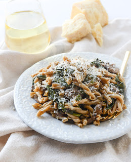 winter vegetable pasta vegetarian