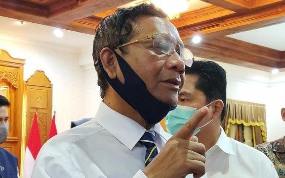 Klarifikasi Mahfud MD Soal Ucapan 'Malaikat Jadi Iblis' di Pilkada