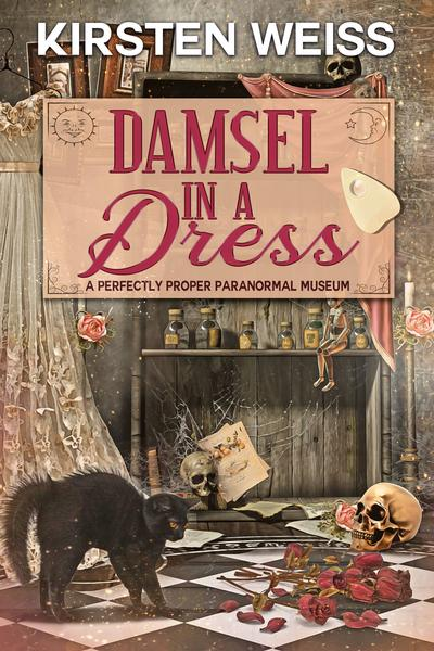 Damsel in a Dress cover