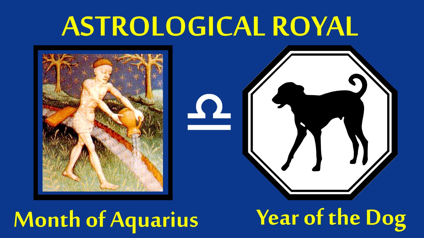 The Voice of Vexillology, Flags & Heraldry: Astrological