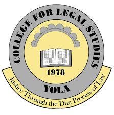 College for Legal Studies Yola Resumption Date 2019/2020