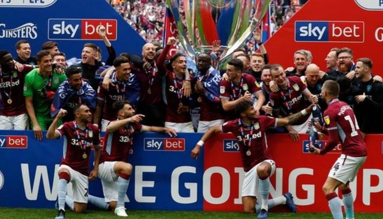 EFL Championship Playoffs Final: Aston Villa Beat Derby
