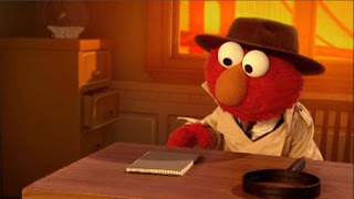 Elmo the Musical Detective the Musical. Elmo dreams himself as a detective. Sesame Street Episode 4320 Fairy Tale Science Fair season 43