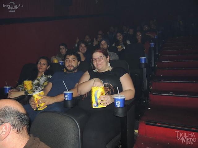 Pré estreia Invocação do Mal 2 Premiere