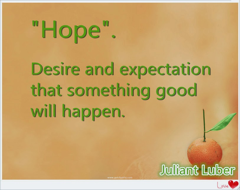 Expressing Hope Expectation And Their Axamples Juliant English