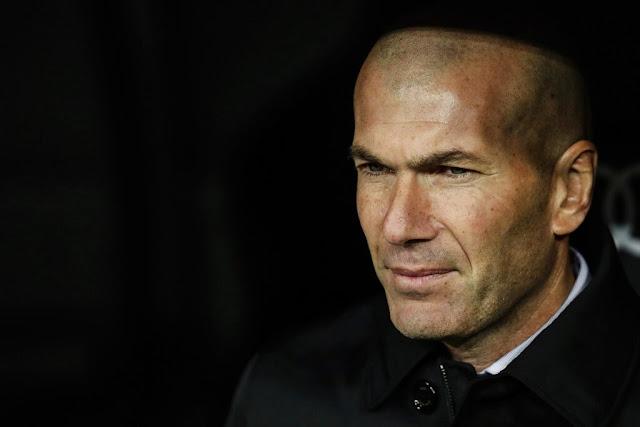 Real Madrid đại thắng, Zidane vượt mặt Mourinho