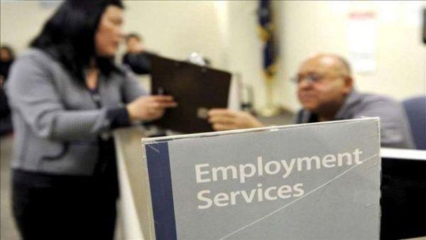 Aumentan peticiones de subsidios por desempleo en EE.UU.