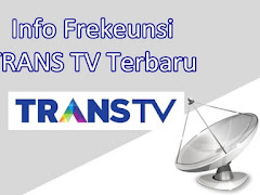 Info Frekuensi TRANS TV Mpeg2 Mpeg4 | Update Terbaru