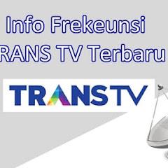Info Frekuensi TRANS TV Mpeg2 Mpeg4   Update Terbaru