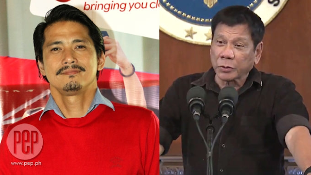 Will Robin Padilla be the next artista to join Duterte's cabinet? His answer is INSPIRING.