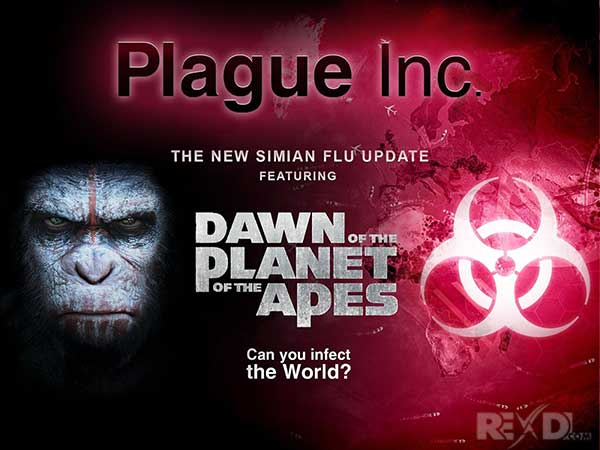 Plague Inc  1 16 0 Apk Mod Unlocked for Android ~ Mod games