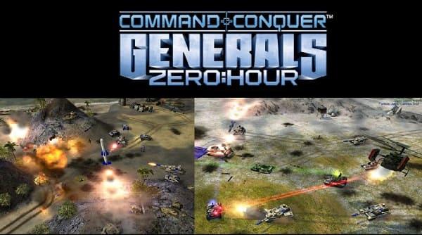 لعبة جنرال زيرو اور