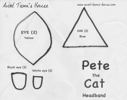 Aunt Tami\'s House: Pete the Cat